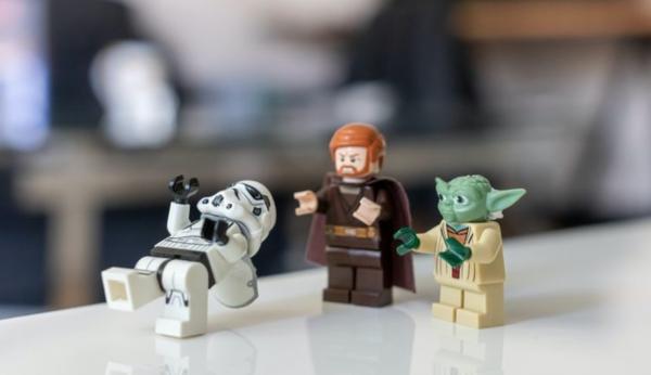 Que la furza te acompañe: Ropa inspirada en Star Wars